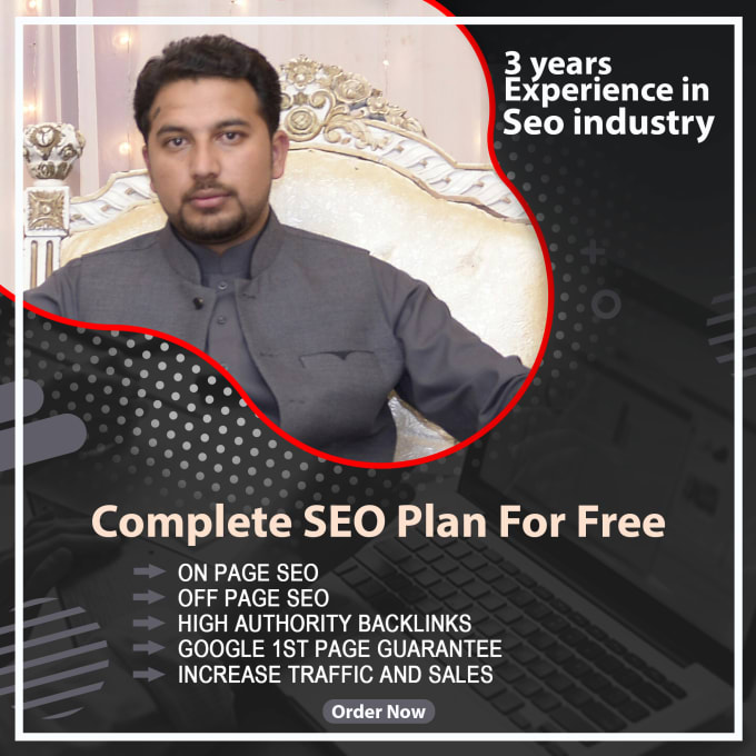 Do prefect seo of your website by Techpro8 | Fiverr
