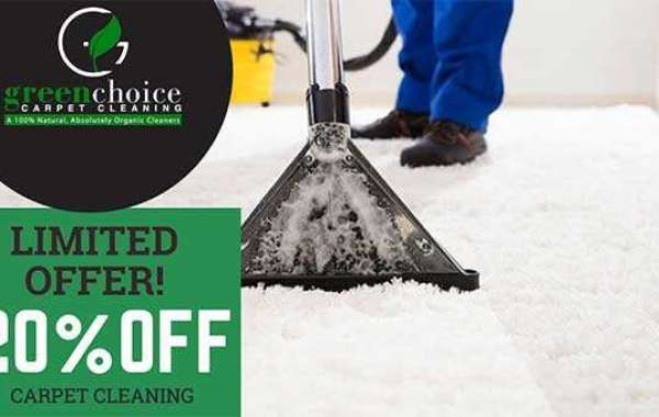 Green Choice Carpet Cleaning - Get 20% OFF |greenchoicecarpet