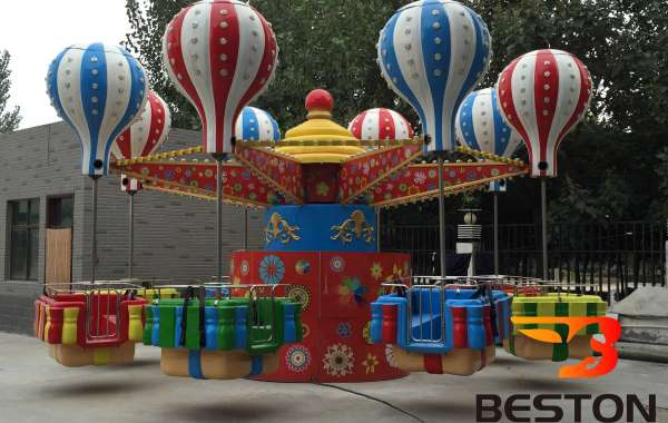 Why Not Try Samba Balloon Rides Within Your Amusement Park?