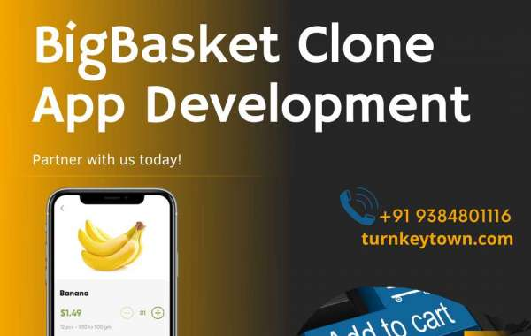 Be the leading giant of on-demand grocery market with BigBasket app clone