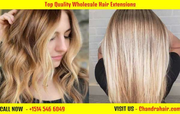 Top Quality Wholesale Hair Extensions - Chandra Hair