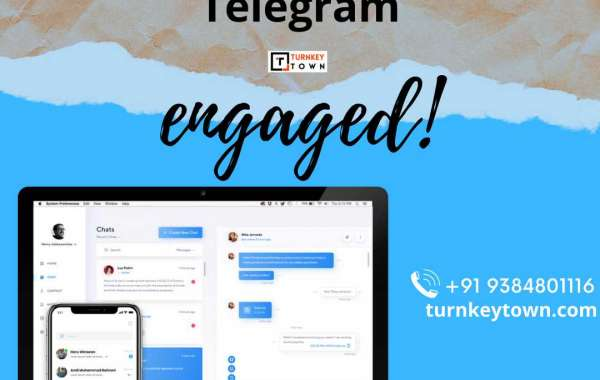 Create a robust and instant messaging app like Telegram