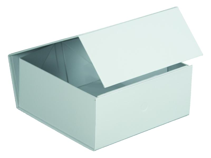 Magnetic Closure Boxes; High-Endness in Building Impressions