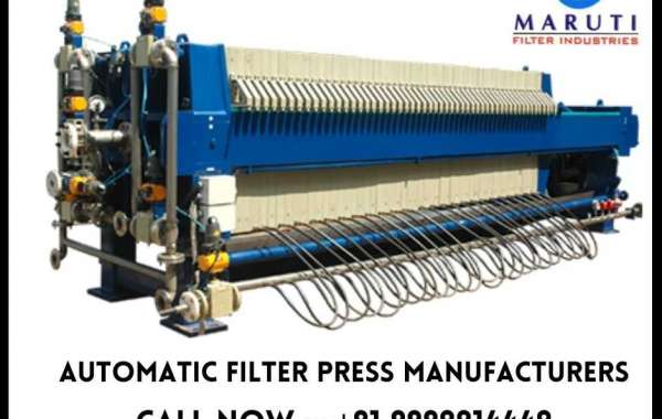 Automatic Filter Press Manufacturers