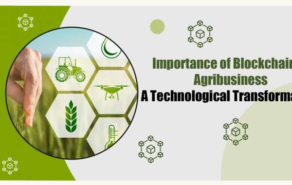 Importance of Blockchain in Agribusiness: A Technological Transformation!