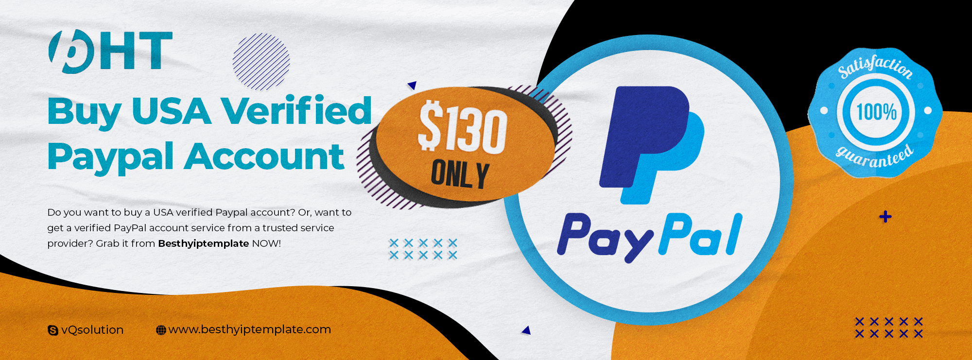 Buy USA Verified PayPal Account   PayPal Verified Account