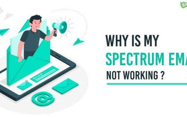How to Resolve Spectrum Email Not Working Error?