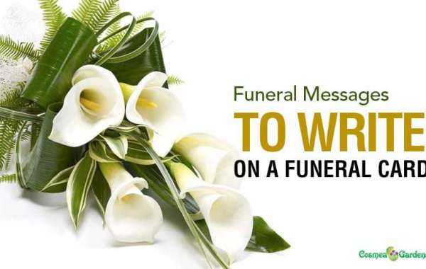 Messages To Put On Funeral Flowers