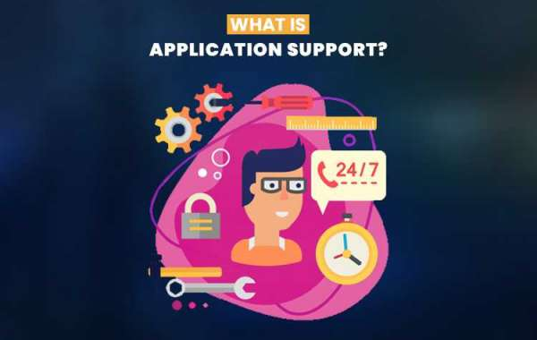 What is Application Support?