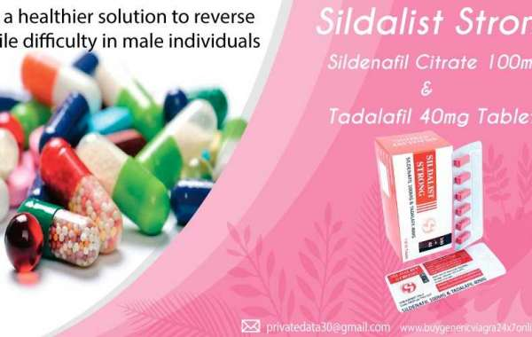 Sildalist Strong: The Surprising Impact Of An Oral Medication on ED
