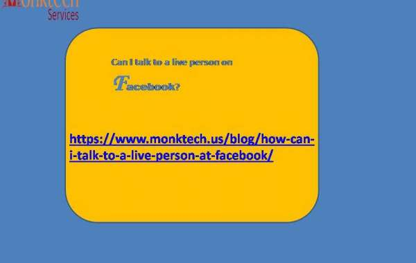Can I talk to a live person at Facebook- Avail FB tech support