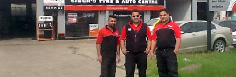 Singhs Tyre and Auto Cover Image