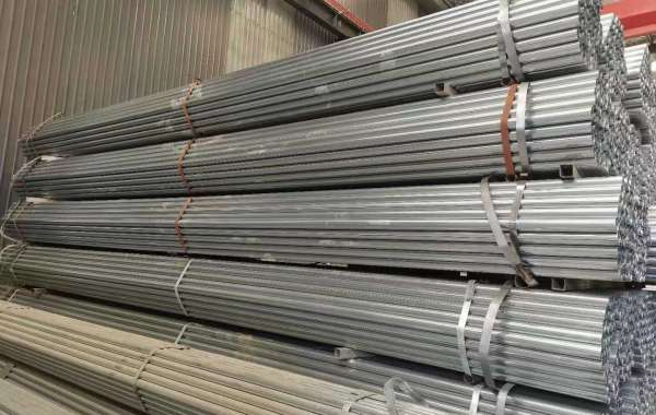 Galvanized Round Steel Tubing As Well As Its Benefits