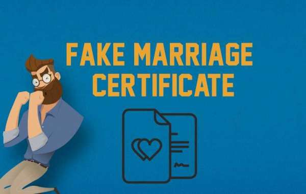 Searching Online Marriage Certificate Fake?