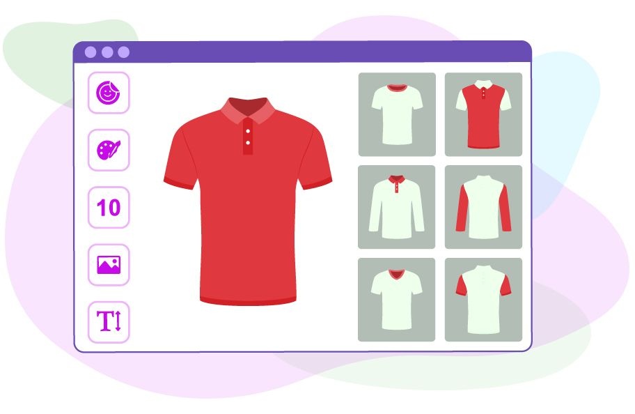 2D Product Configurator Tool, Online Product Configurator Software   Brush Your Ideas