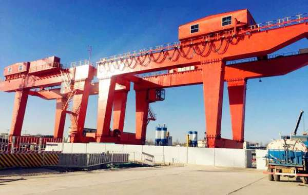 100 Ton Gantry Crane: Just How Can They Work and How Could You Use Them?