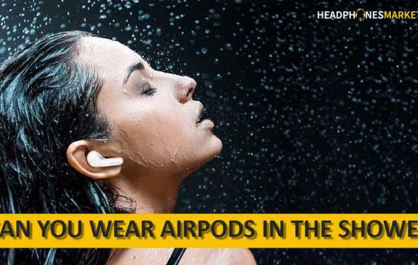 Can I Shower With Airpods?