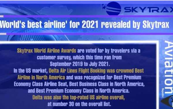 Here are 4 top tips before booking: Skytrax's top 10 airlines of 2021