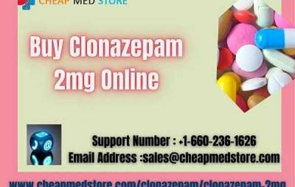 Buy Clonazepam Online: Get Rid Of Panic Disorders And Convulsions