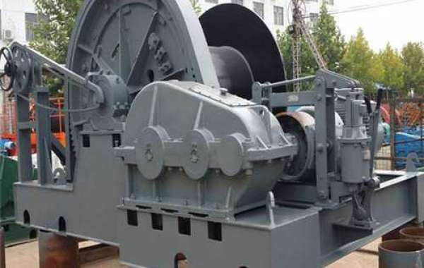 Why Electric Powered Heavy Duty Winches are very important for Industrial Use
