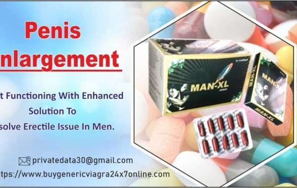 Penis Enlargement: The Most Effective Way To Enlarge Male Organ Size