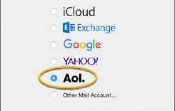 How can I set up Verizon Email settings in AOL?